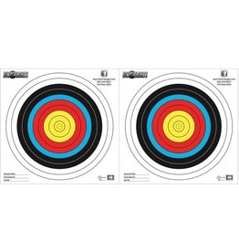 NICE TARGETS NICE TARGETS 40 CM SINGLE SPOT COLOR TARGET