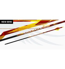 BLACK EAGLE BLACK EAGLE SPARTAN FLETCHED ARROWS .001 400