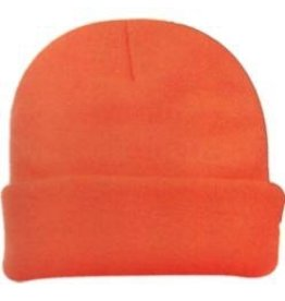 BIG ROCK SPORTS WATCHCAP BLAZE ORANGE OUTDOOR CAP