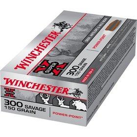 WINCHESTER WINCHESTER SUPER X 300 SAVAGE 150 GR POWER POINT