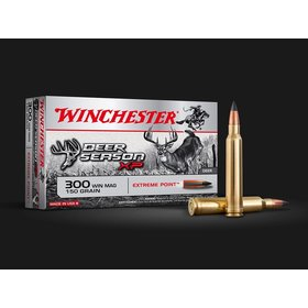 WINCHESTER WINCHESTER 300 WSM 150 GR EXTREME POINT