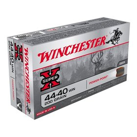 WINCHESTER WINCHESTER 44-40 WIN 200GR SOFT POINT