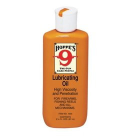 HOPPE'S HOPPE'S LUBRICATING OIL 2.25 OZ BOTTLE