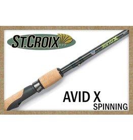 ST. CROIX ST. CROIX AVID X 7' MED SPINNING ROD