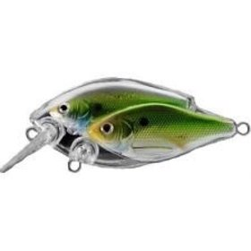 """KOPPERS KOPPERS LIVE TARGET 3"""" THREADFIN SHAD DEEP CITRUS/SHAD"""