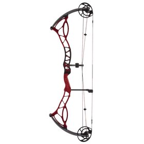 BOWTECH BOWTECH FANATIC 2.0 SD RH 60# RED