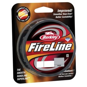 BERKLEY BERKLEY FIRELINE FUSED ORIGINAL 125YD 20LB SMOKE