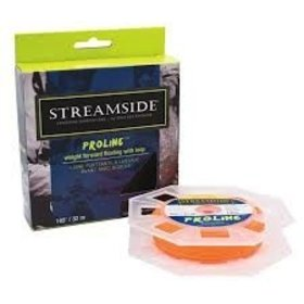 STREAMSIDE PROLINE WEIGHT FORWARD FLOATING WITH LOOP 105'/32M