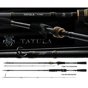 "DAIWA DAIWA TATULA SPINNING ROD 6'8"" MEDIUM FAST"