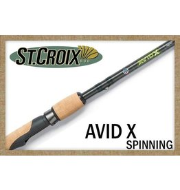 ST. CROIX ST. CROIX AVID X 7' MED-HEAVY CASTHING ROD