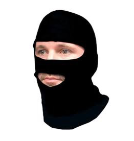 PRIMOS PRIMOS STRETCH-FIT FULL MASK BLACK
