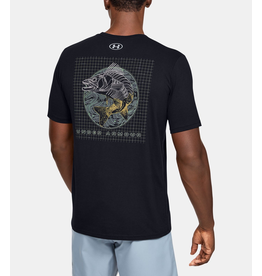 UNDER ARMOUR UNDER ARMOUR MEN'S WALLEYE SKEL-MATIC T SHIRT