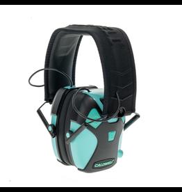 CALDWELL CALDWELL E-MAX PROFILE ELECTRONIC EARMUFFS AQUA