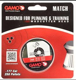 GAMO GAMO MATCH PELLETS .177 CAL 250 COUNT