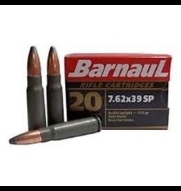 BARNAUL BARNAUL  7. 62 X 39 125 GR SOFT POINT