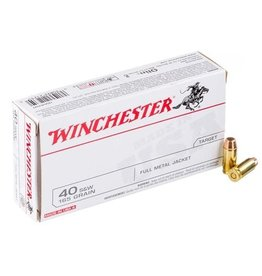 WINCHESTER WINCHESTER 40 S&W 165GR 50 RDS