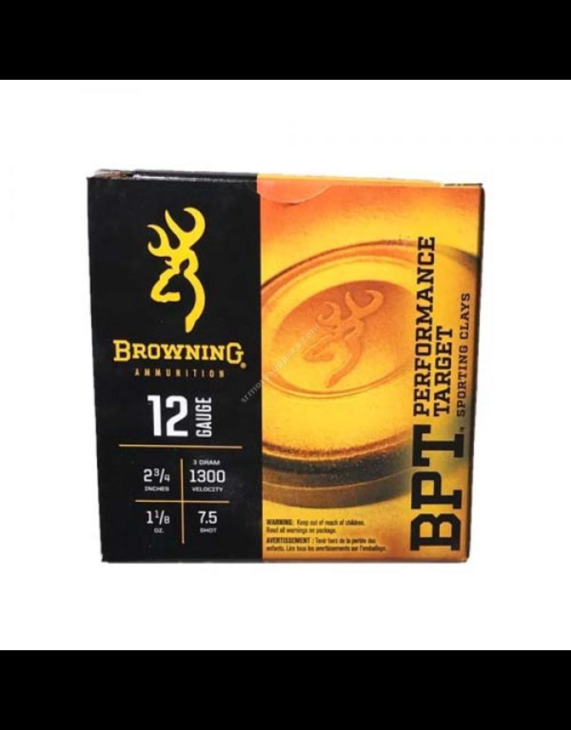 BROWNING BROWNING 12 GA 2-3/4 1 1/8 OZ 25 RDS