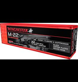 WINCHESTER WINCHESTER  22 LR 45 LRN 100 RDS