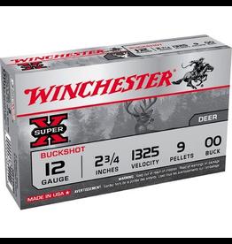 WINCHESTER WINCHESTER SUPER X 12GA 2.75' 00 BUCKSHOT
