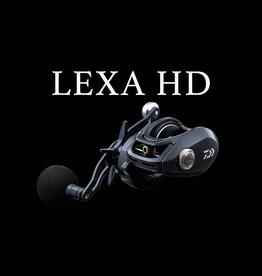 DAIWA DAIWA LEXA HD LOW PROFILE 400XS-P BAITCASTING REEL 8.1:1