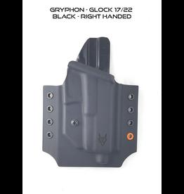 GRYPHON GLOCK 17/22 LH BLK