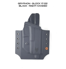 GRYPHON GLOCK 17/22 RH BLK
