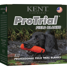KENT CARTRIDGE KENT CARTRIDGE PRO TRIAL FIELD BLANKS 12 GA