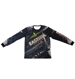 EASTHILL OUTDOORS EASTHILL OUTFITTERS TOURNAMENT JERSEY - GUNS