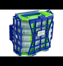 LURE LOCK LURE LOCK LOCKER PACK W/  ELAS TAK LINED BOXES
