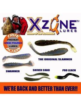 XZONE XZONE SWAMMER 630 YELLOW PERCH