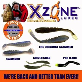 XZONE XZONE SWAMMER 630 YELLOW PERCH