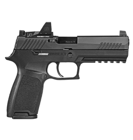 SIG SAUER SIG SAUER P320 9MM 4.7IN NITRON BLK STRIKER