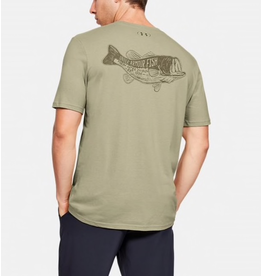 UNDER ARMOUR UNDER ARMOUR MEN'S FRESHWATER DIVISION T SHIRT