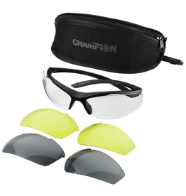 CHAMPION CHAMPION BALLISTIC SHOOTING GLASSES