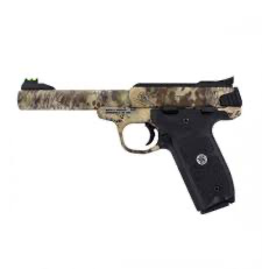 """SMITH & WESSON SMITH & WESSON 22 VICTORY KRYPTEK CAMO 5.5"""" BBL 10 SHOT"""