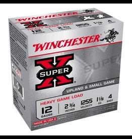 """WINCHESTER WINCHESTER 12GA 2.75"""" HEAVY GAME LOAD #4"""