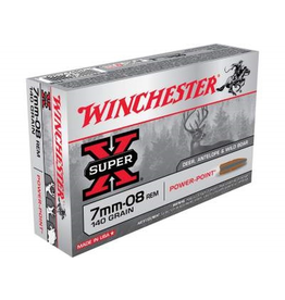 WINCHESTER WINCHESTER 7MM-08 REM 140GR EXTREME POINT 20RDS
