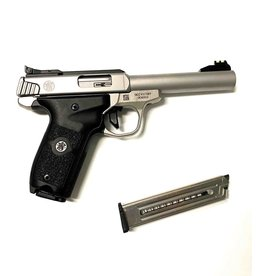 USED SMITH & WESSON VICTORY 22LR  W/ UPGRADED TRIGGER