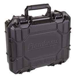FLAMBEAU OUTDOORS FLAMBEAU RANGE LOCKER HD PISTOL CASE 13""