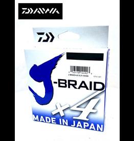 DAIWA DAIWA J-BRAID X4 50LB 135M ISLAND BLUE