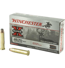WINCHESTER WINCHESTER 45-70 GOV 300GR JHP 20 RDS