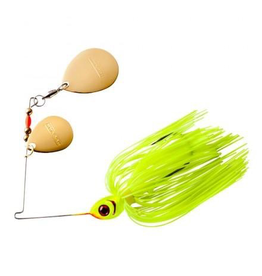 BOOYAH BOOYAH  DOUBLE COLORADO BLADE SPINNERBAIT