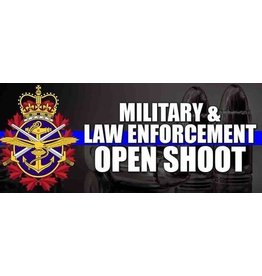 EASTHILL OUTDOORS EHO MILITARY/LAW ENFORCEMENT SHOOT - JULY 6 7PM-10PM LOWLIGHT
