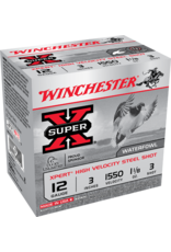 Winchester Winchester 12ga 3 Quot 1 1 8 Oz 3 Hv Steel 25 Rds