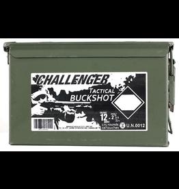 """CHALLENGER CHALLENGER 12 GA 2 3/4"""" BUCK 175 RDS"""