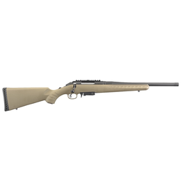 RUGER RUGER AMERICAN RANCH BOLT ACTION RIFLE 7.62 X 39 FLAT EARTH SYNTHETIC STOCK