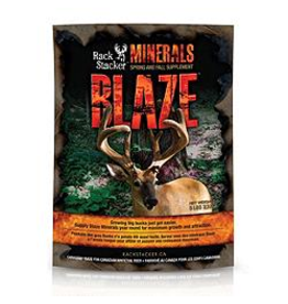 RACK STACKER RACK STACKER BLAZE MINERAL 50LBS BAG