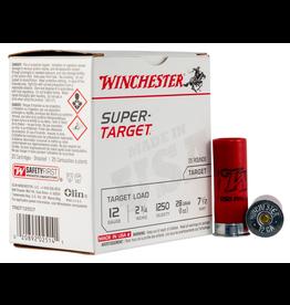 "WINCHESTER WINCHESTER SUPER TARGET 12 GA 2 3/4"""