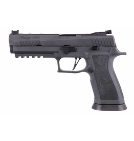 "SIG SAUER SIG SAUER P320 X-FIVE 9MM 5"" LEGION GRAY STRIKER"