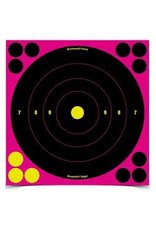 "BIRCHWOOD BIRCHWOOD CASEY SHOOT N C REACTIVE TARGETS 8"" 30 PK"